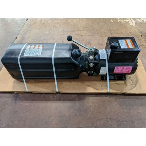 SPX/Stone 2-Post Auto Lift Power Unit, 230V AC 1PH, Power Up/Gravity Down