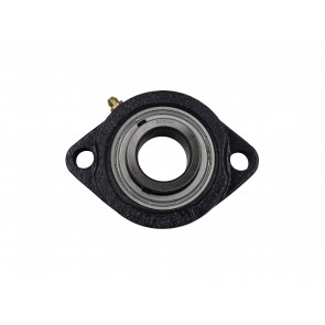 "1 3/16"" ID SBFL Series 2-Bolt Flange Bearing"