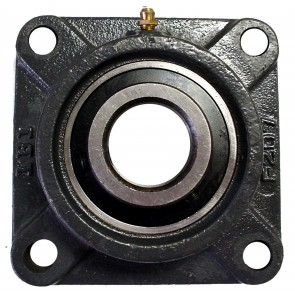 1 1/8 ID UCF Series 4-Bolt Flange Bearings